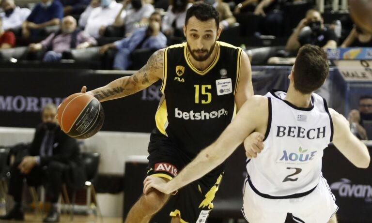 Basket League: ΑΕΚ – ΠΑΟΚ: Για μια θέση στα ημιτελικά