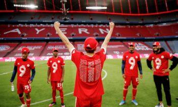 Για 9η διαδοχική σεζόν, η Μπάγερν Μονάχου κατέκτησε το πρωτάθλημα στην Bundesliga. Ευλογία ή κατάρα για το γερμανικό ποδόσφαιρο;
