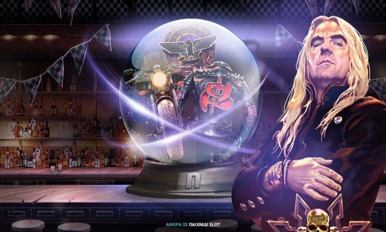 Saxon: Heavy metal περιπέτεια στο καζίνο της Novibet