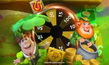 Irish Pot – Finn and the Swirly Spin: Άρωμα Ιρλανδίας στο καζίνο της Novibet