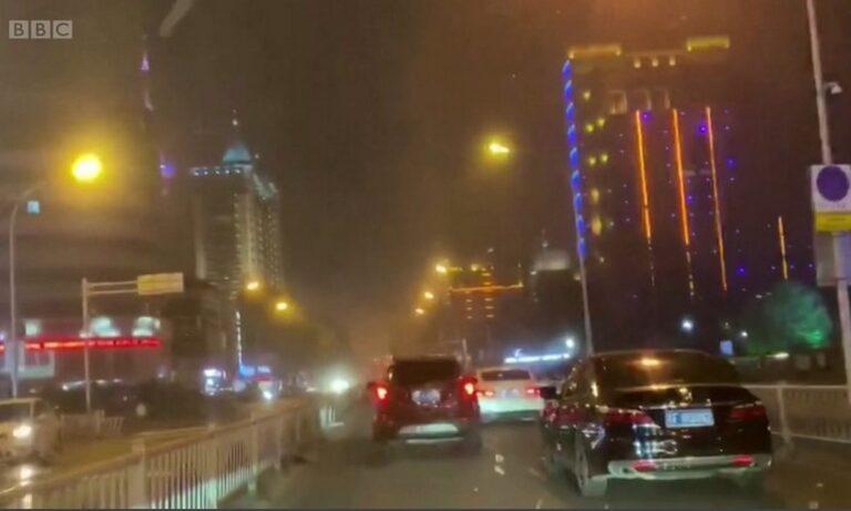 Κίνα - Φονικός τυφώνας