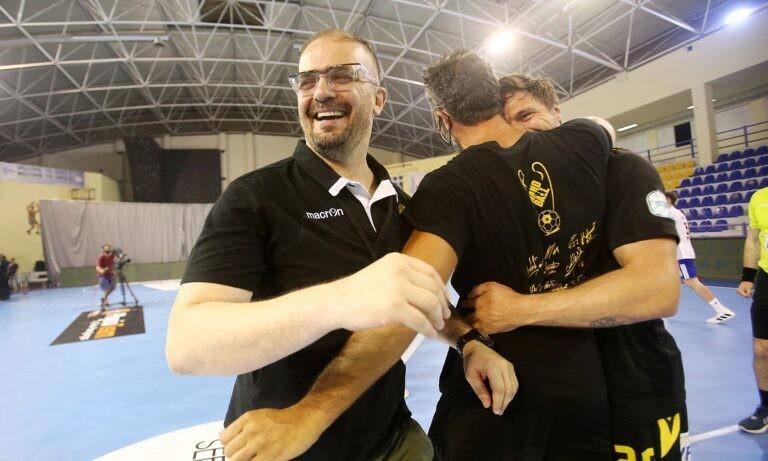 Δημητρούλιας: «Η ΑΕΚ δεν έχει ταβάνι, πάμε για την κατάκτηση και του πρωταθλήματος»