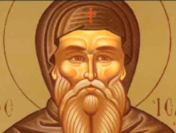 Εορτολόγιο Κυριακή 30 Μαΐου: Σήμερα η Εκκλησία τιμά και γιορτάζει μεταξύ άλλων και τη μνήμη του Οσίου Ισαακίου.