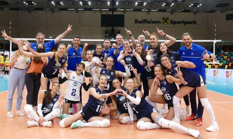 Εθνική γυναικών βόλεϊ: Πρώτη και καλύτερη, νίκησε και την Ισπανία με 0-3 σετ