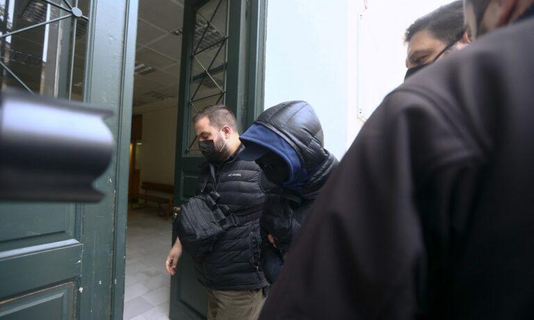 Φουρθιώτης: Οδηγήθηκε το πρωί στις φυλακές Κορυδαλλού