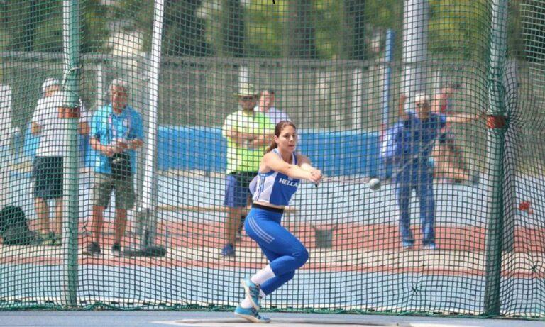 Μια ταλαντούχα αθλήτρια, η Παναγιώτα Φρίγγη πήρε την απόφαση να σταματήσει τον πρωταθλητισμό, για να επικεντρωθεί στις σπουδές της