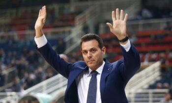Ο Δημήτρης Ιτούδης έχει μπροστά του τη μεγάλη πρόκληση της κατάκτησης του τρίτου ευρωπαϊκού με την ΤΣΣΚΑ και του όγδοου συνολικά στην καριέρα του συμπεριλαμβανομένης της θητείας του στον Παναθηναϊκό.