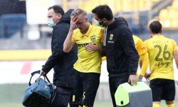 Άσχημα είναι τελικά τα νεότερα για τον Τζέιμς Τζέγκο αναφορικά με τον τραυματισμό που υπέστη. Ο Αυστραλός μέσος θα χάσει το υπόλοιπο της σεζόν!