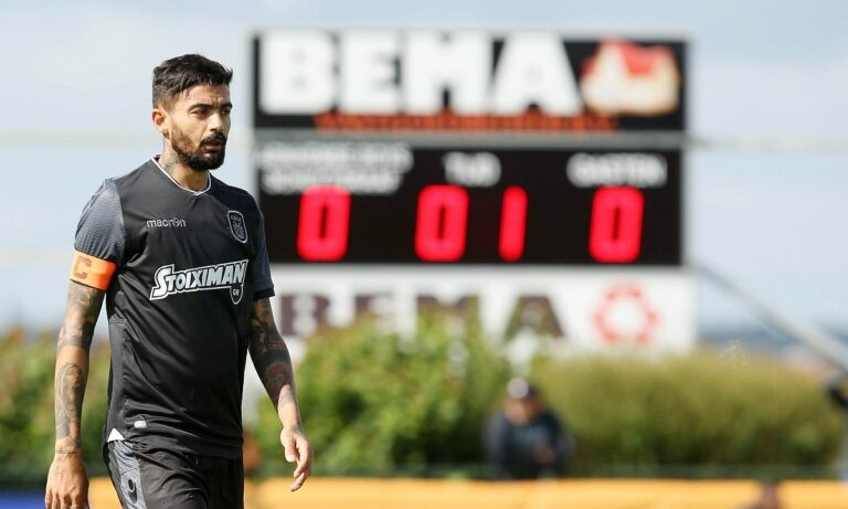 Αθανασιάδης: «Αυτό θα έκανα αν έμπαινα στα αποδυτήρια του ΠΑΟΚ πριν τον τελικό»