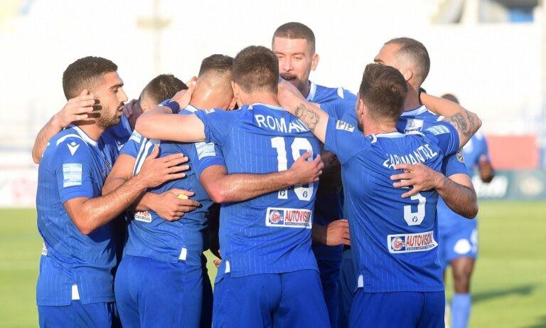 Λαμία – Εθνικός Άχνας 2-2: Ισόπαλο το πρώτο φιλικό