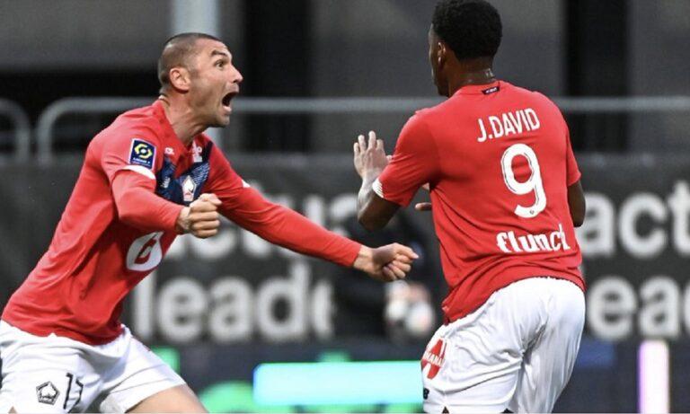 Ligue 1: Πρωταθλήτρια Γαλλίας η Λιλ!