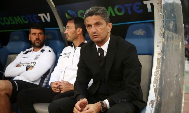 Ο Ράζβαν Λουτσέσκου ανέλαβε την τεχνική ηγεσία του ΠΑΟΚ, μετά τον Πάμπλο Γκαρσία και με ενδιαφέρον αναμένονται οι επιλογές του.