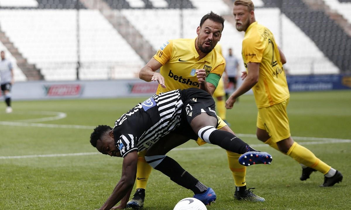 Ματίγια: «Ο ΠΑΟΚ δεν κέρδισε με το ποδόσφαιρό του, αλλά με το πέναλτι» (vid)