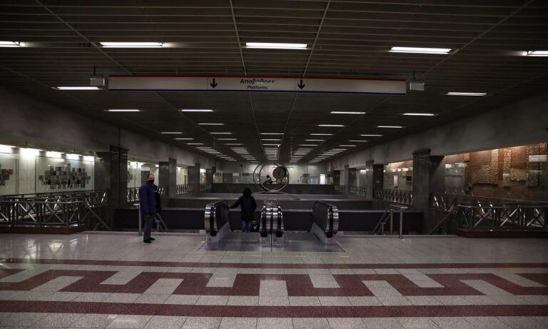 Μετρό: Στάση εργασίας από την Τετάρτη 26 Μαΐου