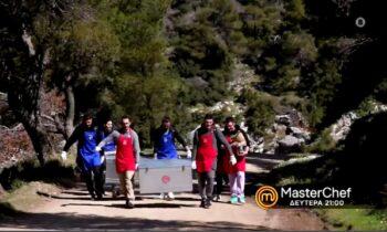 MasterChef spoiler 17/5: Μέχρι και στο... βουνό κλήθηκαν να μαγειρέψουν οι διαγωνιζόμενοι στο ριάλιτι μαγειρικής! Ναι καλά διαβάζετε!