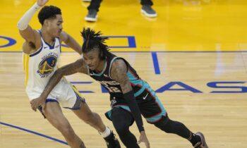Στο NBA οι Γκρίζλις κέρδισαν με 117-112 του Γουόριορς, με τον Τζα Μοράντ να σημειώνει συνολικά 35 πόντους.