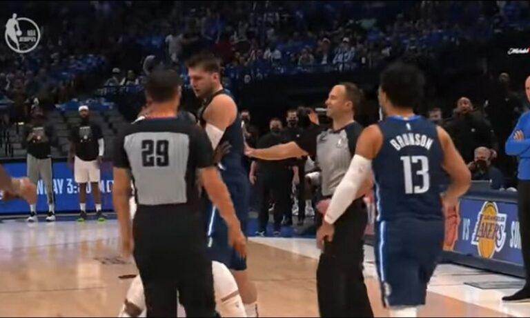 NBA: Ντόντσιτς και Μπέβερλι παραλίγο να παίξουν ξύλο (vid)