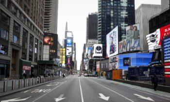 Νέα Υόρκη: Τραυματίστηκαν δύο γυναίκες και ένα 4χρονο κορίτσι από πυροβολισμούς στην Times Square