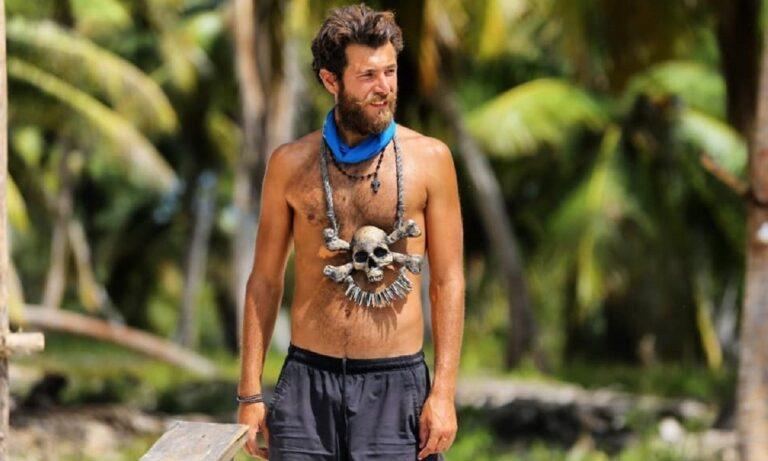Survivor – Νίκος Μπάρτζης: Οριστικό «αντίο» – Βαρύ το κλίμα με την αποχώρησή του