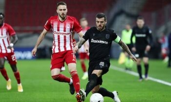 Ολυμπιακός - ΠΑΟΚ: Σέντρα στις 19:30, στο γήπεδο «Γεώργιος Καραϊσκάκης», σε παιχνίδι για την 9η αγωνιστική των πλέι οφ της Super League.
