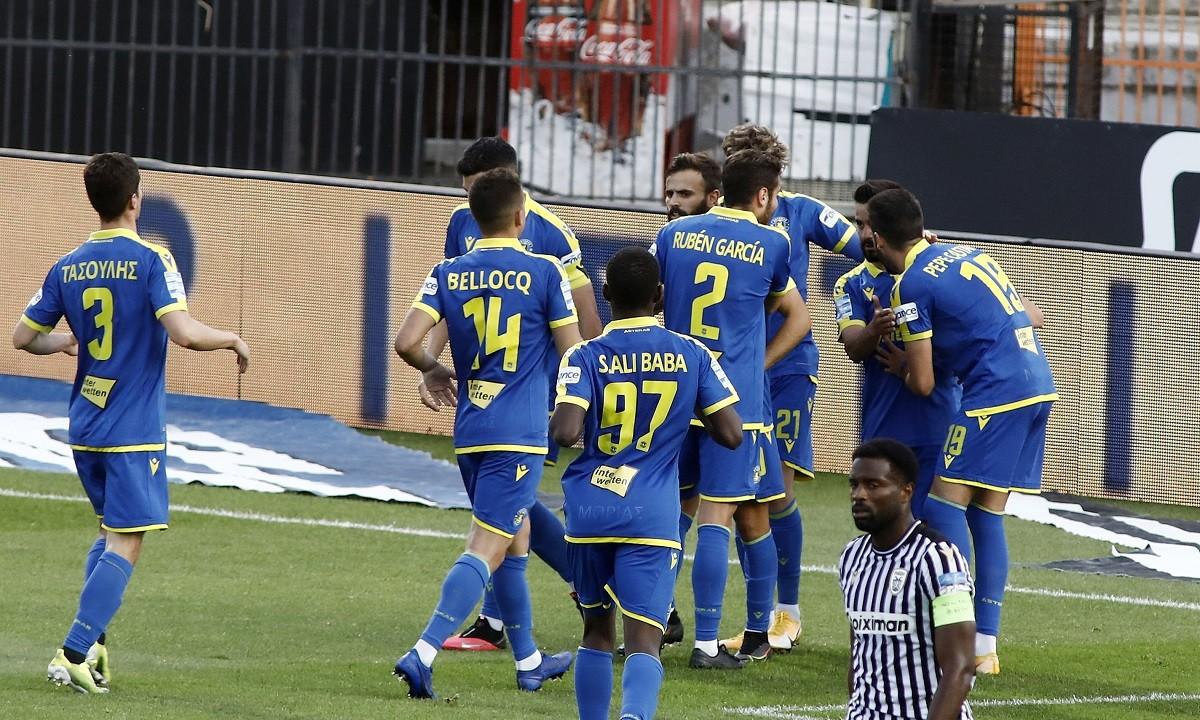 ΠΑΟΚ – Αστέρας Τρίπολης 0-1: Νίκη γοήτρου κόντρα στον Δικέφαλο που είχε το μυαλό στον τελικό