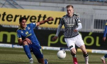 ΠΑΟΚ - Αστέρας Τρίπολης: Ο ΠΑΟΚ θα φιλοξενήσει στον Αστέρα Τρίπολης στην Τούμπα για τα Play Offs, της Super League 1.