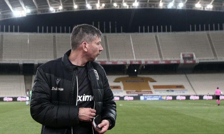 Γκαρσία: «Όταν ήρθε ο Βιεϊρίνια στον ΠΑΟΚ δεν ξέραμε αν είναι ποδοσφαιριστής ή φροντιστής»