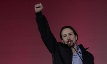 Podemos: Τέλος εποχής για τον Πάμπλο Ιγκλέσιας - Αποχωρεί από την πολιτική