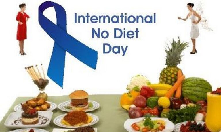 Σαν Σήμερα: Η Παγκόσμια ημέρα εναντίον της δίαιτας