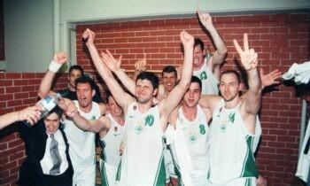 Στις 20/5/1999 ο Παναθηναϊκός κατέκτησε τον τίτλο στο ΣΕΦ και άλλαξε τα πάντα στο ελληνικό πρωτάθλημα όμως έχει σημασία το πριν και το μετά