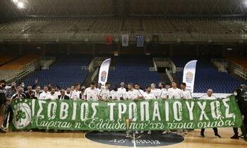 Το Κύπελλο που κατέκτησε ο Παναθηναϊκός ήταν το 66ο τρόπαιο της ιστορίας του και η έρευνα του Sportime αποκαλύπτει ότι είναι η 4η πολυτροπαιούχος ομάδα στην Ευρώπη!
