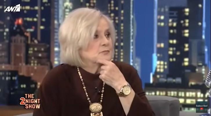 Πηνελόπη Πιτσούλη: Αυτός είναι ο σεναριογράφος, γιος της