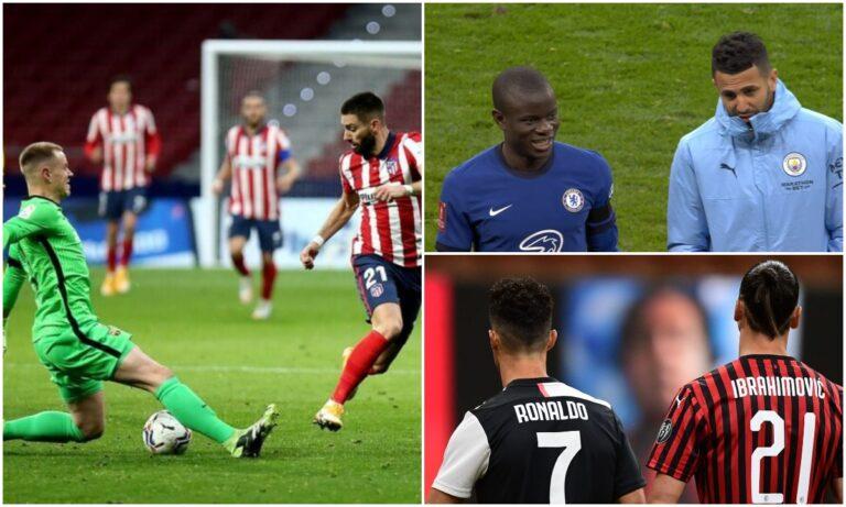 Football Europe: Déjà vu τίτλου, σκηνές από τα προσεχώς και ντέρμπι παρηγοριάς