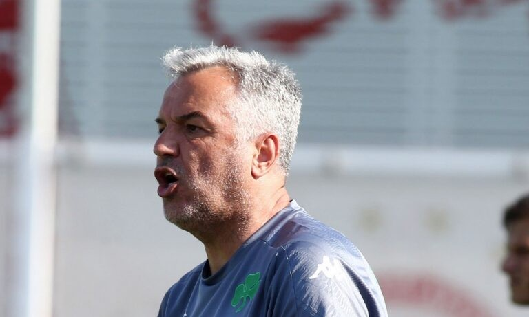 Παναθηναϊκός Κ19: Δηλώσεις έκανε ο Βαγγέλης Σάμιος μετά την ήττα της ομάδας στο σαββατιάτικο (29/5) ντέρμπι με τον Ολυμπιακό.
