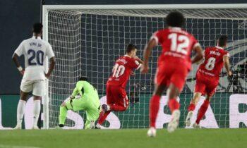 Ρεάλ Μαδρίτης - Σεβίλλη 2-2: Ματσάρα με κερδισμένη την Ατλέτικο