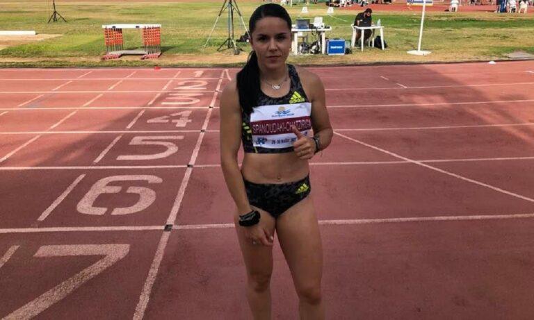 Χανιά: Χαλαρά η Ραφαέλα Σπανουδάκη 1η στα 100μ. (δηλώσεις)