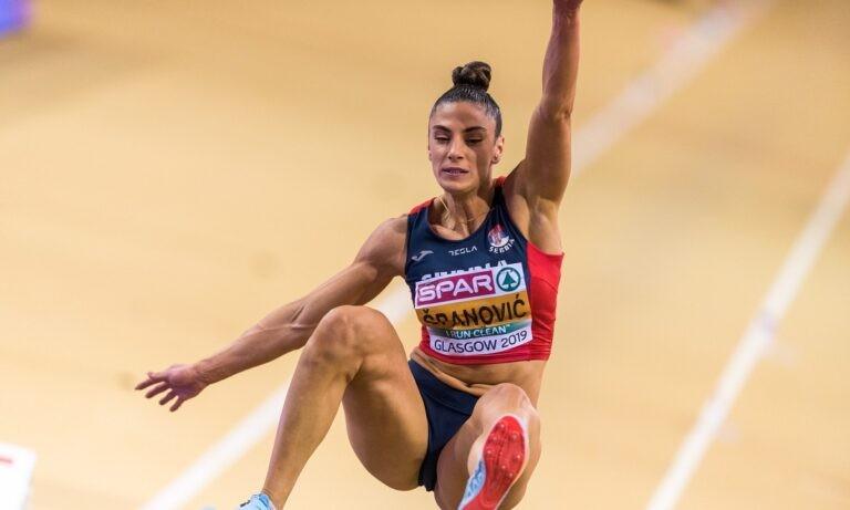 Καλλιθέα: Η Ιβάνα Σπάνοβιτς 6,82μ. στο μήκος- Αποτελέσματα και Δηλώσεις