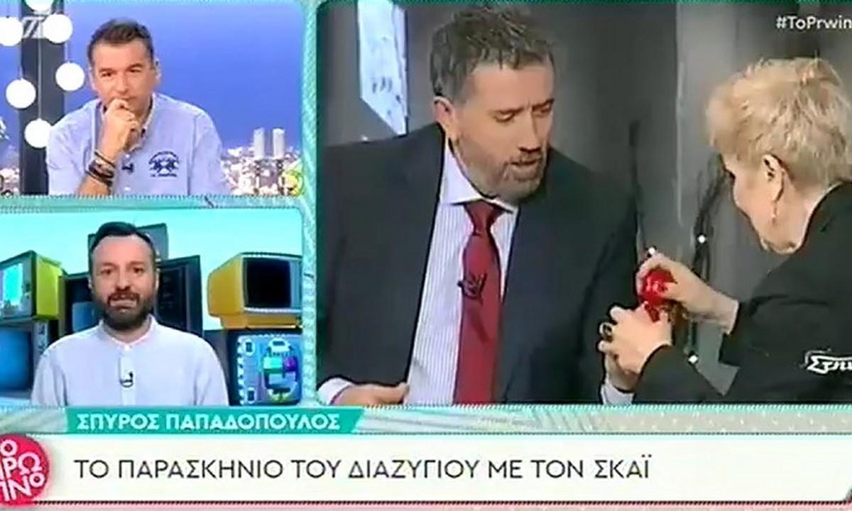 Στην Υγεία Μας – Η νέα εκπομπή που θα κάνει ο Σπύρος Παπαδόπουλος