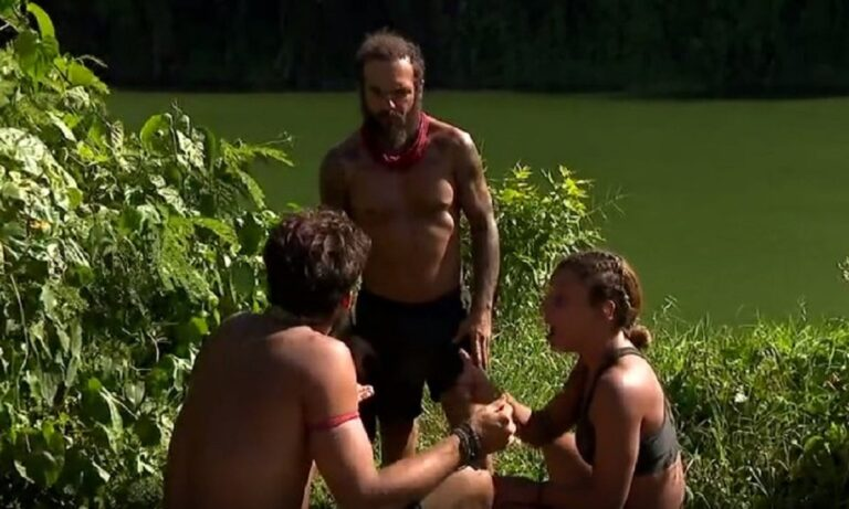 Survivor: «Ξέσπασε» απέναντι στον Σάκη η Μαριαλένα – Έντονη σύγκρουση ανάμεσα σε Καρολίνα, Ελένη και Κόρο (vids)