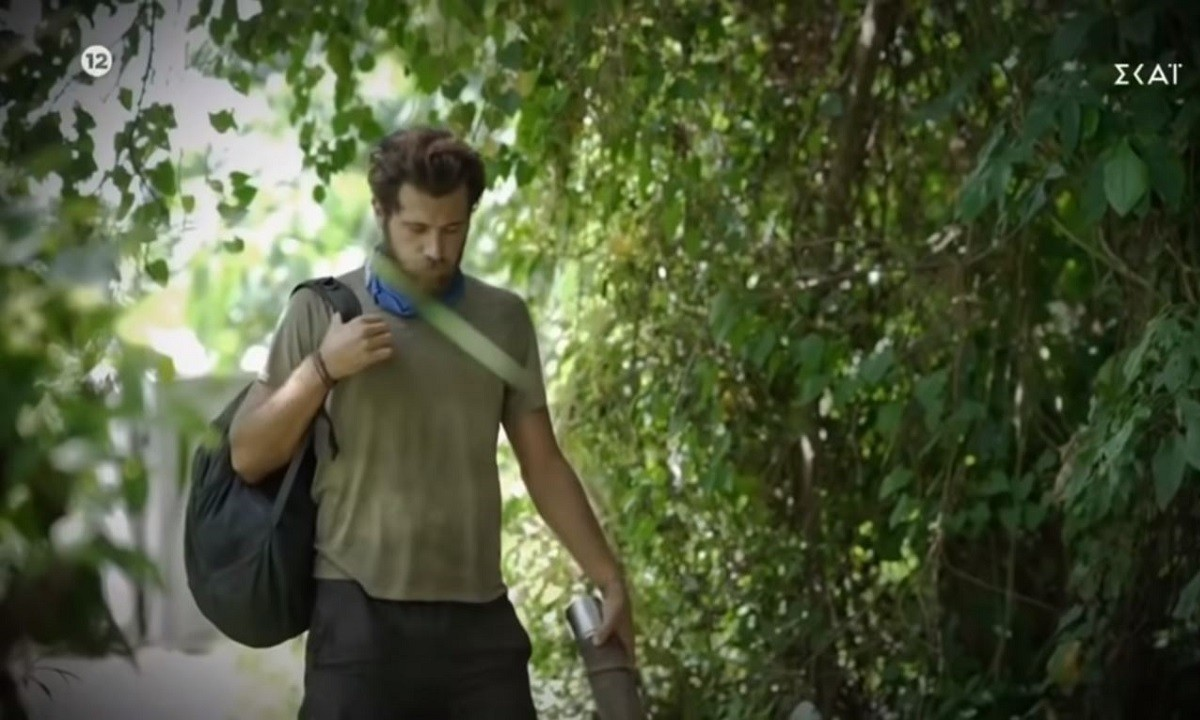 Survivor: To λάθος με την μπλούζα του Τζειμς που πρόδωσε τον ΣΚΑΪ