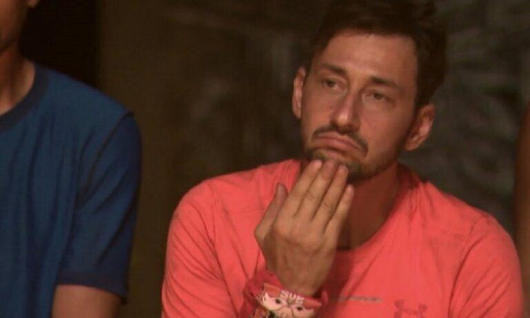 Survivor: Αυτά είπε ο Πάνος Καλλίδης για το φιλί Τριαντάφυλλου – Μπόγδανου