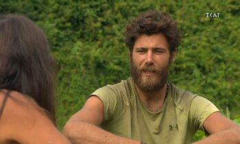 Survivor Νίκος Μπάρτζης: Αποχώρησε ο φίλος του Τζέημς Καφετζής λόγω τραυματισμού στο πόδι. Πότε θα δούμε την αποχώρησή του.