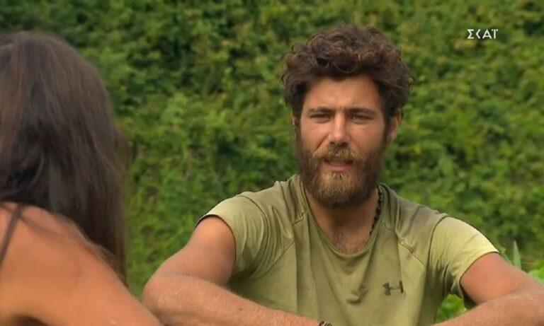 Survivor Νίκος Μπάρτζης: Tότε θα δείξει ο ΣΚΑΪ την αποχώρησή του!