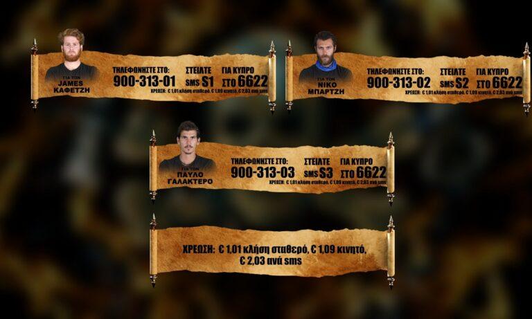Survivor spoiler ψηφοφορία: Σάρωσαν οι δημοφιλείς: Νέο ρεκόρ ψήφων!