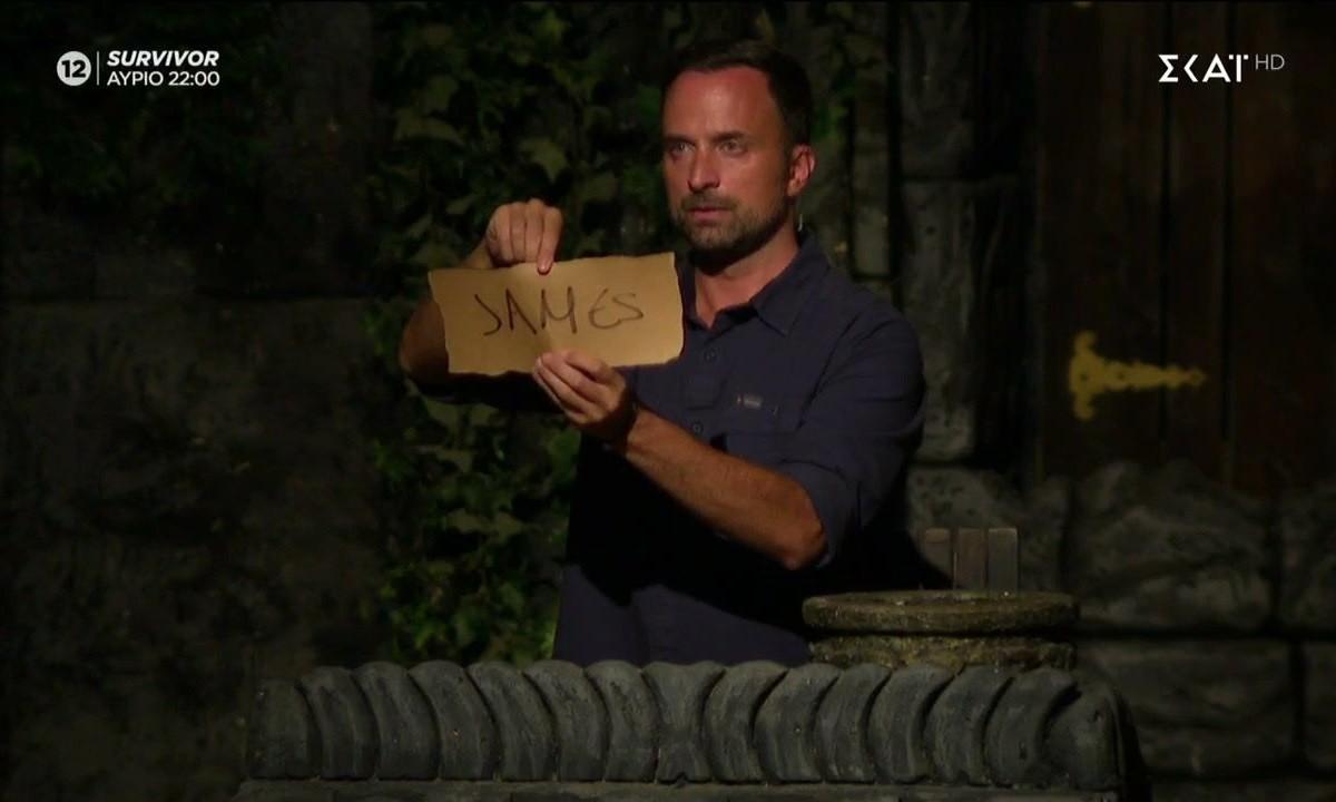 Survivor spoiler: Αυτά τα χρήματα πήρε ο Τζέημς Καφετζής!