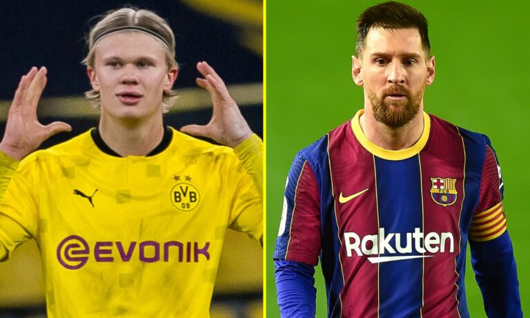 Eurosport: «Ο Μέσι μένει μόνο αν του φέρουν τον Χάαλαντ»