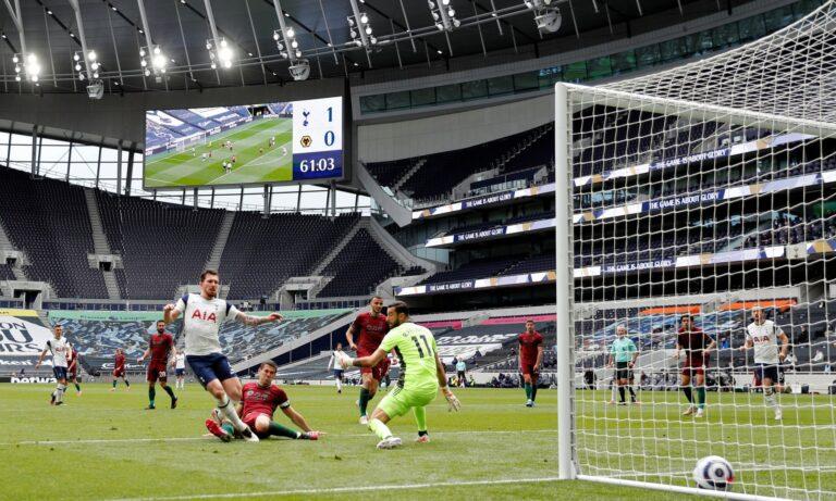 Τότεναμ – Γουλβς 2-0: Έκανε το καθήκον της