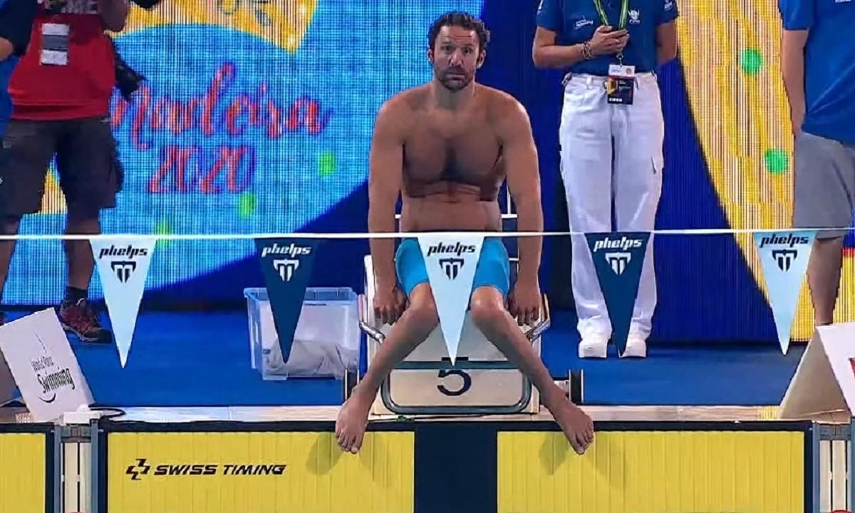 Ευρωπαϊκό κολύμβησης: Ασημένιος ο Κωστάκης στα 50μ. πρόσθιο, 3ος ο Τσαπατάκης στα 100μ. πρόσθιο (vid)