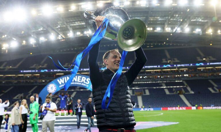 Η Τσέλσι είναι νέα πρωταθλήτρια Ευρώπης, με τον Τόμας Τούχελ να νικάει τον Πεπ Γκουαρντιόλα κατά κράτος. Ξανά!