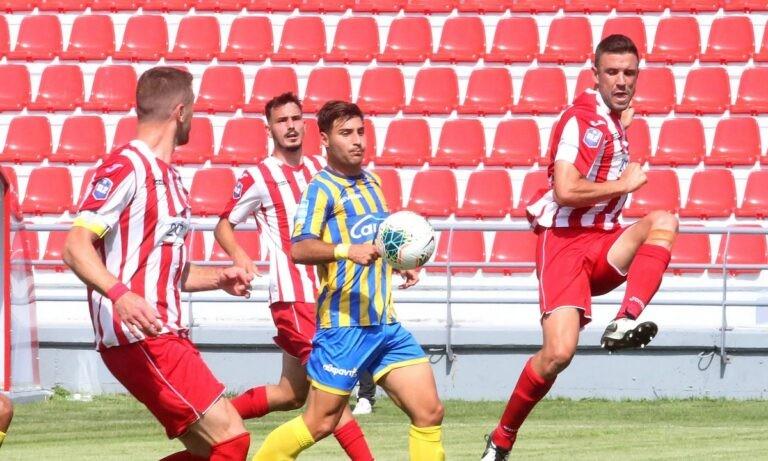 Ο Παναιτωλικός θα φιλοξενήσει την Ξάνθη και θέλει να ανατρέψει το 2-1 του πρώτου αγώνα για να μείνει στην κατηγορία.